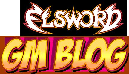 Elsword GM Blog