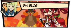 It's Thanksgiving Week in Elrios! Join the Elsword & the Gang for Boosts and Rewards!